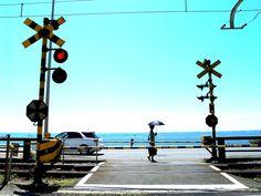 湘南・夏の日(ID:1326477)拡大ページ - 写真共有サイト:PHOTOHITO