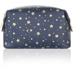 Accessorize All Over Stars Washbag ($20) ❤ liked on Polyvore featuring beauty products, beauty accessories, bags & cases, toiletry bag, dop kit, travel bag, make up purse and purse makeup bag