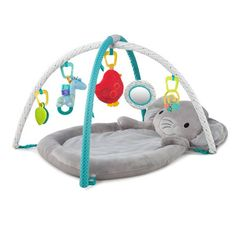Product Image for Comfort & Harmony™ Enchanted Elephants Activity Gym™ 1 out of 5
