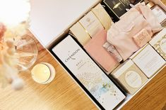 Pamper yourself with the L'Occitane Cherry Blossom & Chandon Hamper. Pamper Hamper, Special Gifts For Her, To Spoil, Spoil Yourself, Gift Hampers, Mother Day Gifts, Cherry Blossom, Anniversary, Birthday