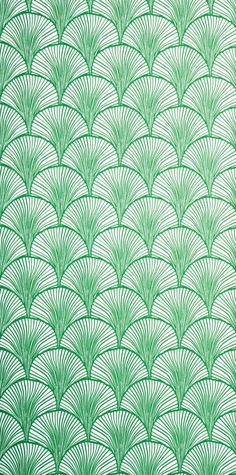 wallpaper nippon emerald - mimou. Wallpaper that looks like fish scales in the…