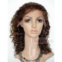 black women brazilian hair full lace wig cuticle intact, no tangle no shedding huge stocks gold supplier BV certification Curly Lace Front Wigs, Human Hair Lace Wigs, 100 Human Hair, Wig Styles, Brazilian Hair, Curls, Black Women, Color, Indian