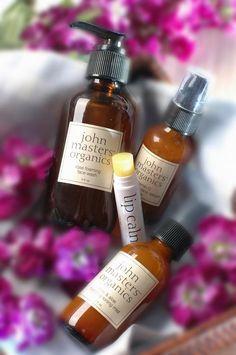 Solo John Masters Organics significa prodotti 100% organici, composti SOLO da estratti vegetali!