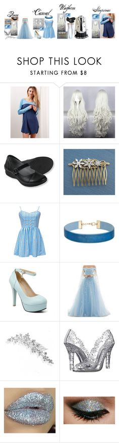 """Polaris Pandora"" by queen-wonderland ❤ liked on Polyvore featuring Victoria's Secret, Miss Selfridge, Bling Jewelry and Dolce&Gabbana"