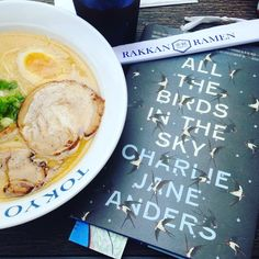 17. Charlie Jane Anders, All the Birds in the Sky (SF)