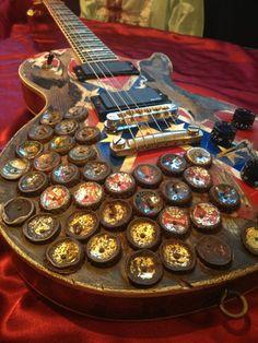 """1989 Zakk Wylde's Gibson Les Paul Custom """"The Rebel"""""""