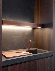 Kitchen details - Ramon Esteve Arquitectos