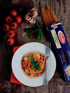 Spaghettis Veggie