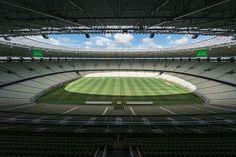 Arena Castelão, Fortaleza | Getting around Brazil: World Cup city guide http://www.mydesignweek.eu/getting-around-brazil-world-cup-city-guide/#.U6wakfldVps