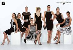 La firma canadiense de moda femenina Joseph Ribkoff presenta su nueva colección primavera-verano 2017 - Ediciones Sibila (Prensapiel, PuntoModa y Textil y Moda)