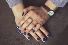 NeoNail ragamuffin cat eye hybrid nails