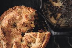 Old Fashion Apple Pie - Made without Cinnamon