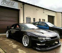 Nissan Silvia, Tuner Cars, Jdm Cars, Street Racing Cars, Auto Racing, Nissan 180sx, Drifting Cars, Japan Cars, Import Cars