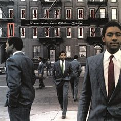 Branford Marsalis - Scenes in the City on Limited Edition 180g Import Vinyl LP