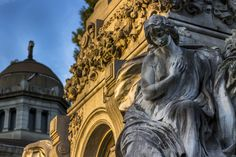 Peace and Tranquility. Cimitero Monumentale #Milan #Italy