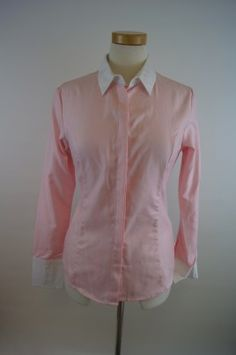 Ravel French Cuff Blouse