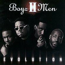 Evolution (Boyz II Men album) - Wikipedia, the free encyclopedia