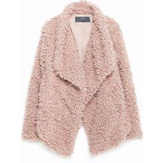 Zara Soft Faux Fur Jacket