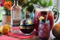 Black Raspberry Margarita
