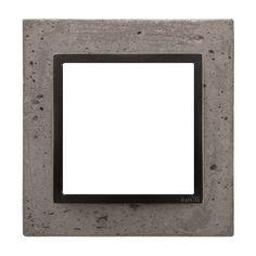 DRN1/97 - Ramka 1-krotna betonowa Szorstka przyjaźń Frame, Nature, Home Decor, Picture Frame, Naturaleza, Decoration Home, Room Decor, Frames, Nature Illustration
