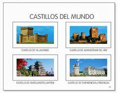 PROYECTO EDAD MEDIA - Isabel Fernández - Álbumes web de Picasa Album, Frame, Spanish, Learning, Princesses, Middle Ages, Castles, Teachers, Day Planners