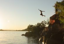 Μη φοβάσαι. Ρίσκαρε… Water, Outdoor, Gripe Water, Outdoors, Outdoor Games, The Great Outdoors