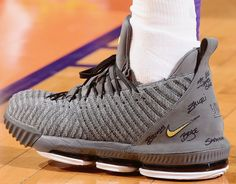 731efa2e09f5e3 LeBron James Sneakers 2018-19 Season