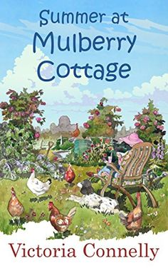 Summer at Mulberry Cottage by Victoria Connelly Beau Film, Novels To Read, Books To Read, Good Books, My Books, Library Books, Mystery Novels, Popular Books, Inspirational Books