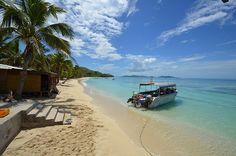 Mana Island Fiji