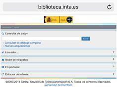 Instituto de Tecnología Aeroespacial (INTA) Smartphone, Cover Pages