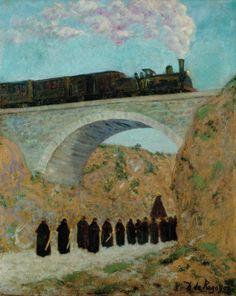 Dario de Regoyos y Valdés (1857 – 1913) – Pintor Espanhol_16