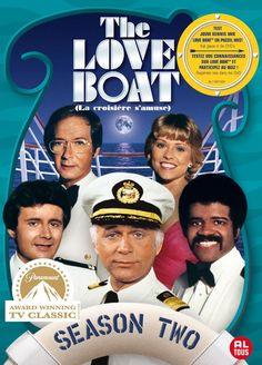 Love Boat, The - Seizoen 2   ***   40 EURO