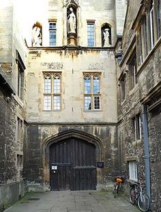 New College, A Discovery Of Witches, All Souls, Oscar Wilde, Mirrors, Britain, Oxford, University, England