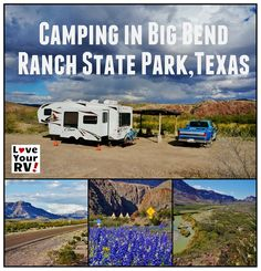 Camping in Big Bend Ranch State Park Texas Texas Rv Parks, State Parks, Camping In Texas, Texas Travel, Camping Gear, Rv Travel, Camping Outdoors, Camping Essentials, Family Camping