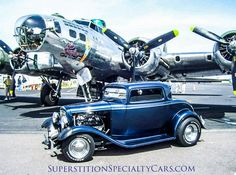 CAF Vintage Wings and Wheels Show