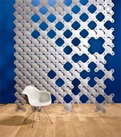 Ecoresin® #3D #Wall Surface DITTO by @Alex Kosorukoff #interiors