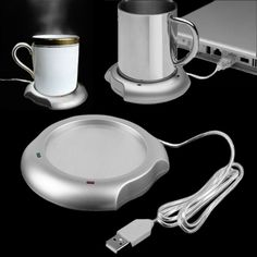 2016 USB Insulation Coaster Heater Heat Insulation  electric multifunction Coffee Cup Mug Mat Pad Brand New #>=#>=#>=#>=#> Click on the pin to check out discount price, color, size, shipping, etc. Save and like it!