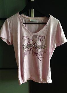Kaufe meinen Artikel bei #Kleiderkreisel http://www.kleiderkreisel.de/damenmode/t-shirts/57425184-tom-tailor-shirt-mit-palietten