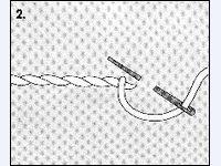 Stitch on knits