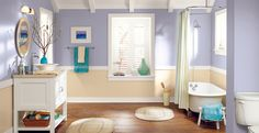 Bathroom Color Inspiration and Project Idea Gallery | Behr
