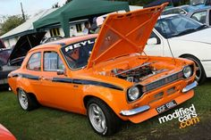 Mk1 ford escort Escort Mk1, Ford Escort, Ford Sierra, Mk 1, Ford Capri, Modified Cars, Ford Focus, Old Cars, Motors