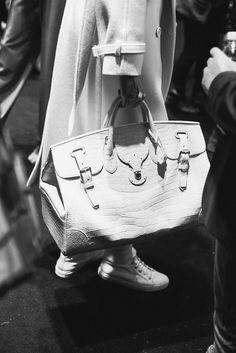Sophistication monochrome, dans les coulisses de Ralph Lauren