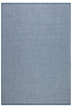 """Saddlestitch All-Weather Area Rug, 5' 9"""" x 9' 2"""".   Another option for the foyer."""
