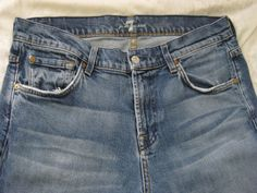 7 for all mankind austyn jeans 33x31 #7ForAllMankind #Relaxed