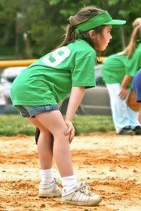 10U Girls Softball Slow Pitch-Green Minneapolis, MN #Kids #Events