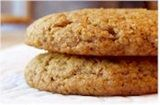 Recipe: Cinnamon Sweet Potato Cookies  Diet type: Vegan, Dairy free, Egg free, Nut free, Peanut free, Soy free  Summary: These deliciously soft cookies are perfect for sharing this holiday season. This recipe is adapted from Go Dairy Free: The Guide and Cookbook for Milk Allergies, Lactose Intolerance, and Casein-Free Living.    For Alyse and Miriam