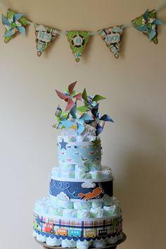 Diaper cake - some info