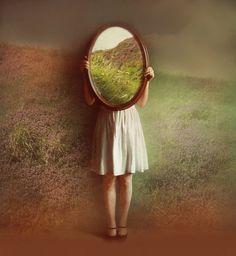 irish mirror by victoriaaudouard on deviantART