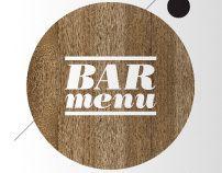 """Empfohlenes @Behance-Projekt: """"Bar menu"""" https://www.behance.net/gallery/513962/Bar-menu"""