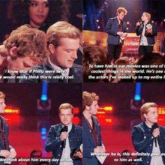 Love it!  MTV awards